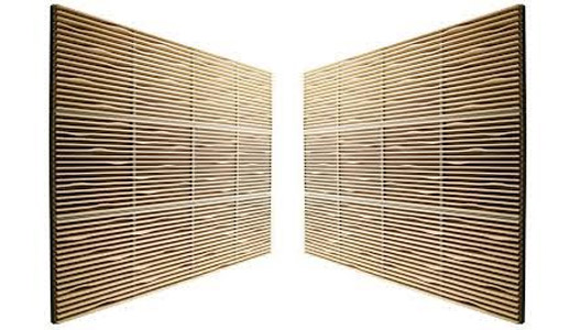 Fiberglass Panels - Decorative Texture Panel and Fiberglass